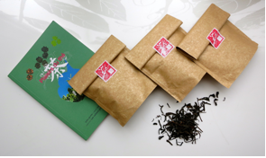 December 2014 : Limited Edition : Coffrets Trios of Teas 'Grands Crus""