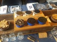 Création de 3 Accords Thés & Caviars pour Kaviari