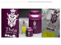 Chef de projet pour la création de la marque Théa - Liban